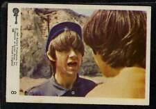 (Gi257-377) ABC Gum, Monkees (Coloured) #8 1967 EX