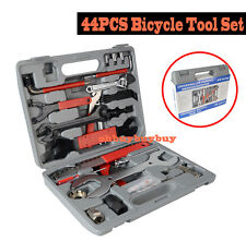 Practical 44pcs Home Mechanic Bike Bicycle Cycling Repair Tool Kit set BY