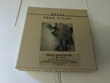 DOVES Some Cities Special Edition CD+DVD box set  MINT
