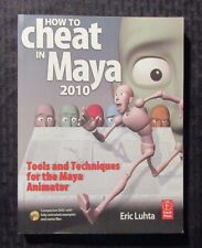 HOW TO CHEAT IN MAYA 2010 by Eric Luhta SC VF 8.0 No DVD Animation