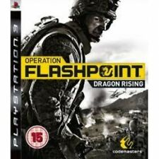 Operation Flashpoint Dragon Rising Game PS3 Brand New