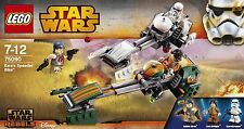 Lego Star Wars 75090 Ezra's Speeder Bike Brand New and Factory Sealed