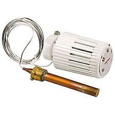R462L2 Testa termostatica a liquido,  con sensore a distanza 2m GIACOMINI