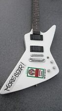 RGM156 James Hetfield More Beer Metallica   Miniature Guitar