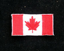 CANADA FLAG PATCH PIN UP FLAG HAT PATCH CUSTOM