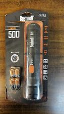 Bushnell TRKR T500L 500 Lumens Multi-Color CREE LEDs 3-Mode Flashlight 20066 NEW