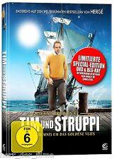 TIM UND STRUPPI, Das Original: DAS GEHEIMNIS UM DAS GOLDENE VLIES (Blu-ray+DVD)