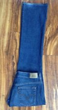 SUPER SEXY! LEVI'S 515 Boot Cut Jeans 6 Long W32 L33 FREE PRIORITY SHIPPING
