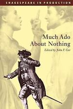 Much Ado about Nothing (Shakespeare in Production)