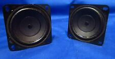 2x Boston Acoustics MR110 3 inch Speaker 304-B00MR100800