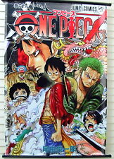 ONE PIECE LUFFY RUFFY ZORO Anime Manga Wallscroll Stoffposter 60x90cm