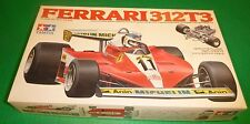 JUNKYARD TAMIYA FERRARI 312T3 1/20 Model Car Mountain 20010