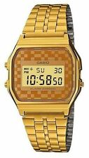 Vintage Casio A159WGEA-9 Retro Digital Gold Watch A159WGEA-9DF COD Paypal