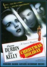 CHRISTMAS HOLIDAY - 1944 DVD - Deanna Durban, Gene Kelly - PLAYABLE WORLDWIDE