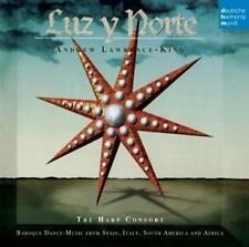 The Harp Consort - Luz Y Norte    -  CD NEUWARE