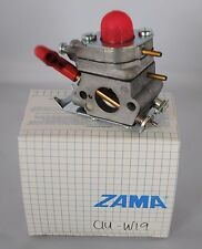 GENUINE OEM  Zama C1U-W19 Carburetor Poulan LE Featherlite NonClutch