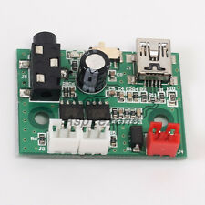 Mini 3W+3W Class AB Stereo Power Amplifier Board 5V USB Dual 8002 chip