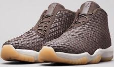 Nike Air Jordan Future Premium LUX SZ 11 Dark Chocolate Brown Gum 652141-21