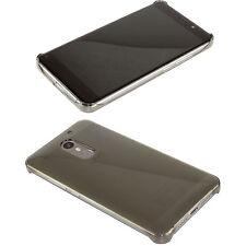 Umi Super negro-transparente de plástico, bumper, protección funda bolsa Case