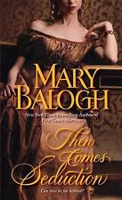 Then Comes Seduction (Huxtable Quintet) by Mary Balogh (2009, Paperback) S1191