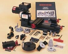 Sherline Model 4000C Mini Lathe / Micro Lathe Package Made in USA!