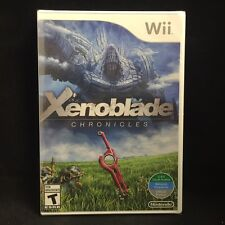 Xenoblade Chronicles Asia Version  (Nintendo Wii, 2012)