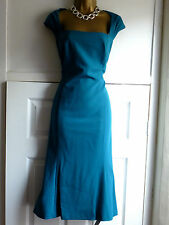 SIMPLY BE GORGEOUS LADIES SMART TEAL EVENING DRESS SIZE 18