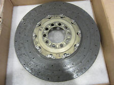 Ferrari 430 Front Brake Disc/Rotor. Carbon Ceramic Material..Part#240546