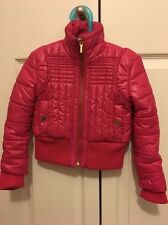 Tory Burch Winter Jacket For Girl's SzS