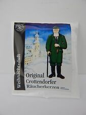 German Crottendorfer Christmas Frankincense Scent Incense Cones for Smokers
