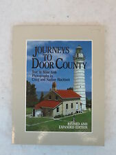 Mike Link JOURNEYS TO DOOR COUNTY 1985 SC Photography by BLACKLOCK