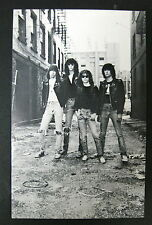 The RAMONES Whiskey A Go Go 1977 CONCERT Invitation PUNK Rocket To Russia MINTY!