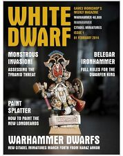 White Dwarf Weekly Magazine Issue 1 01 February 2014 Games Workshop