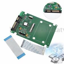 """1.8"""" ZIF LIF to 7+15 Pin SATA Adapter Cable 1.8'' HDD Hard Disk Drive SSD for PC"""