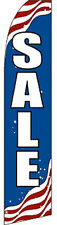 SUPER 15' FT SWOOPER AMERICAN SALE FLAG advertizing banner sign NEW feather #525