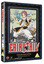 FAIRY TAIL COLLECTION FOUR EPISODES 73-96 DVD NEW REGION 2