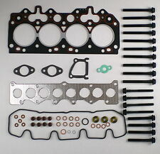HEAD GASKET SET BOLTS DEFENDER DISCOVERY 1.6mm THICK 0 HOLE 2.5 TDi 200 TDi VRS