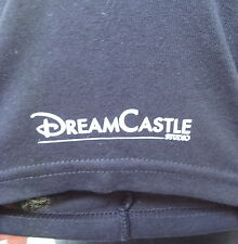 Disney Theme Park DREAM KINGDOM Game T-Shirt Playdom Facebook NWOT RARE Size S
