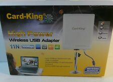 Card King KW-3016N Long Range Indoor Outdoor USB Wifi Wireless Adapter with High