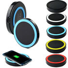Qi Wireless Charging Charger Pad For Samsung Galaxy S6/S6 Edge/S7/S7 Edge/Note 5