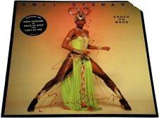 AMII STEWART Knock On Wood 1979 SEALED PROMO LP w STICKER!