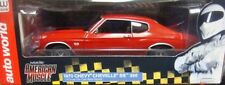 ERTL COLLECTIBLES 1970 CHEVY CHEVELLE SS 396 1/18 AMERICAN MUSCLE RED AMM1021