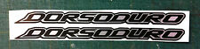 Aprilia DORSODURO 750 2008 argento nero - adesivi/adhesives/stickers/decal