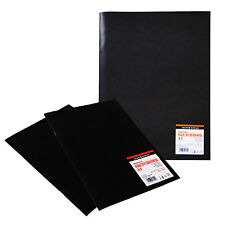 A4 DALER ROWNEY GRADUATE SKETCH BOOK 160GSM ARTIST CARTRIDGE PAPER GLOSS COVER