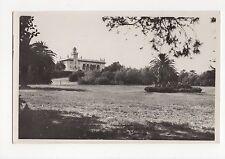 Tunis, Le Pavilion du Belvedere RP Postcard, A563