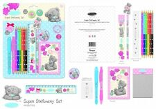 Me To You 'Bon Voyage' Super Stationery Set For School Kids Brand New Gift