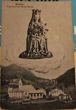 cartolina Madonna del Senale  viaggiata primi 900 13/11/16