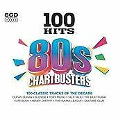 100 Hits - 80S Chartbusters, Various Artists, Good Box set