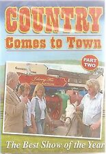 COUNTRY COME TO TOWN - PORTADOWN - PART TWO - FARMING -  DVD  - FREE POST IN UK