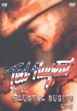 Ted Nugent - Full Bluntal Nugity Live!   (DVD)  NEU/Sealed !!!